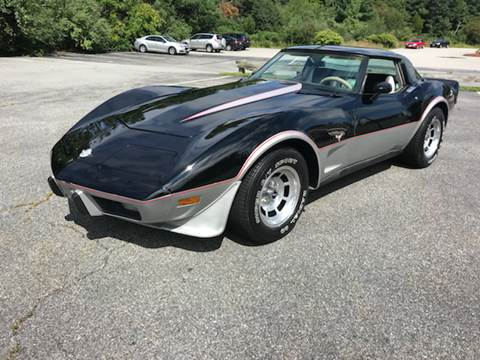 1978 Chevrolet Corvette for sale at Clair Classics in Westford MA