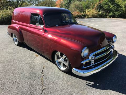 1950 Chevrolet Sedan Delivery for sale at Clair Classics in Westford MA