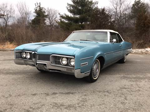 1967 Oldsmobile Ninety-Eight for sale in Westford, MA