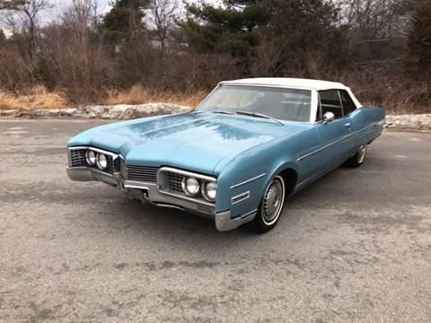 1967 Oldsmobile Ninety-Eight