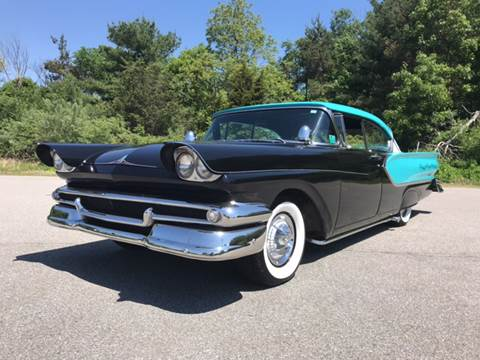 1957 Ford Fairlane for sale at Clair Classics in Westford MA