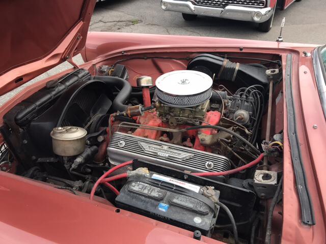 1957 Ford Thunderbird  - Westford MA
