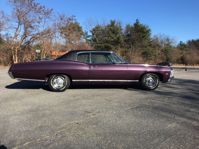 1967 Chevrolet Caprice  - Westford MA