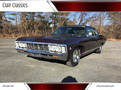 1967 Chevrolet Caprice for sale in Westford, MA