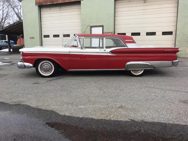 1959 Ford Galaxie  - Westford MA