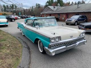 1959 Ford Galaxie 500 Retractable Hardtop - Westford MA