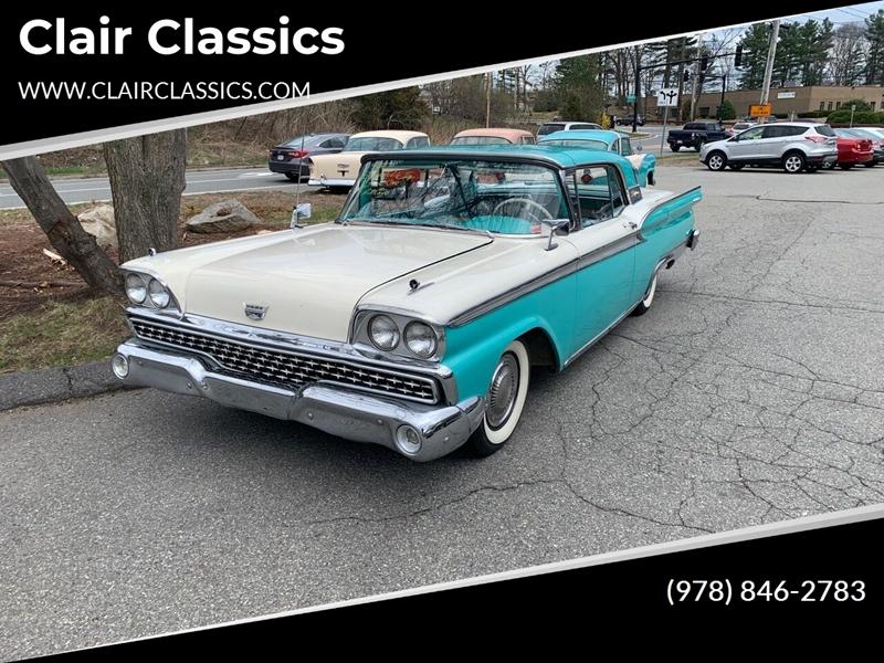 1959 Ford Galaxie 500 RetractableHardtop - Westford MA