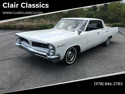1963 Pontiac Star Chief for sale in Westford, MA
