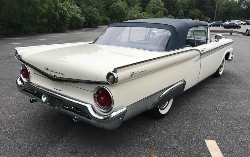 1959 Ford Galaxie 500  - Westford MA