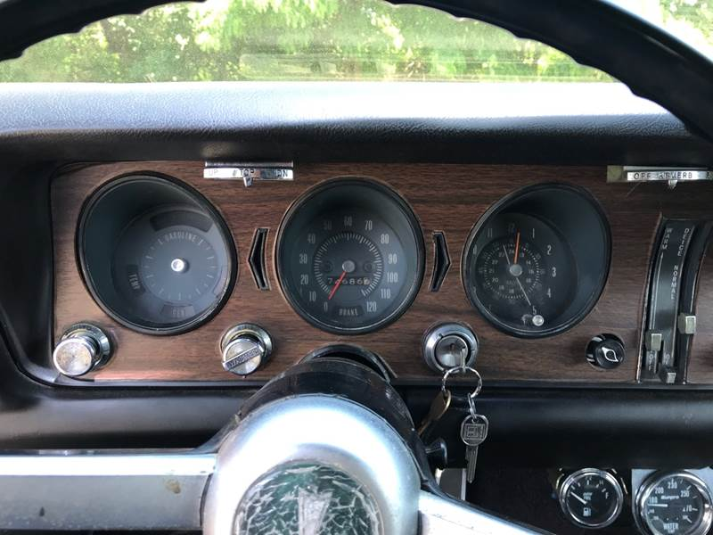 1968 Pontiac GTO  - Westford MA