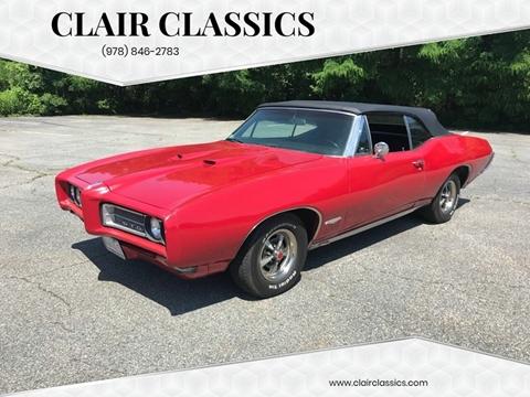 1968 Pontiac GTO for sale in Westford, MA