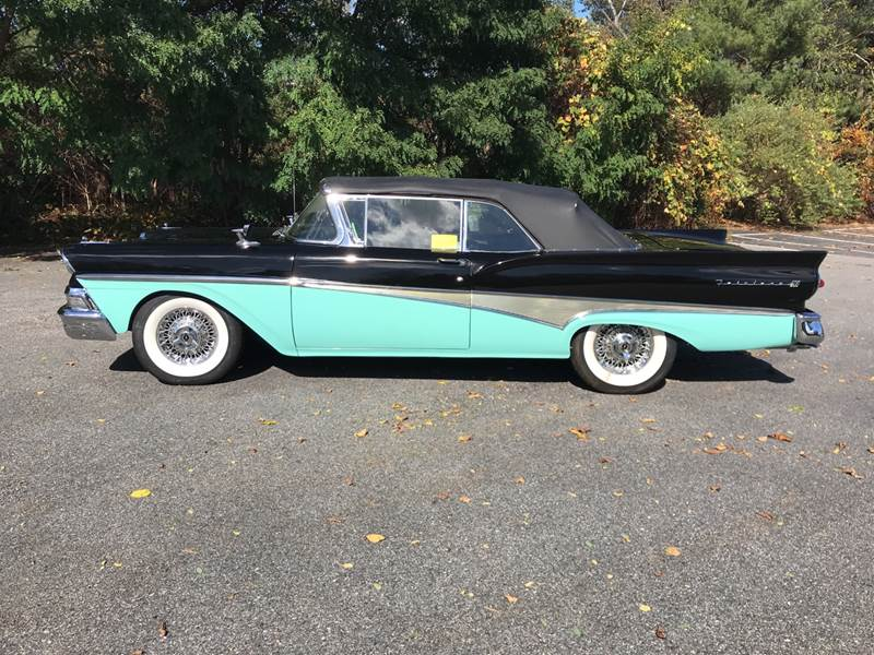 1958 Ford Galaxie 500  - Westford MA
