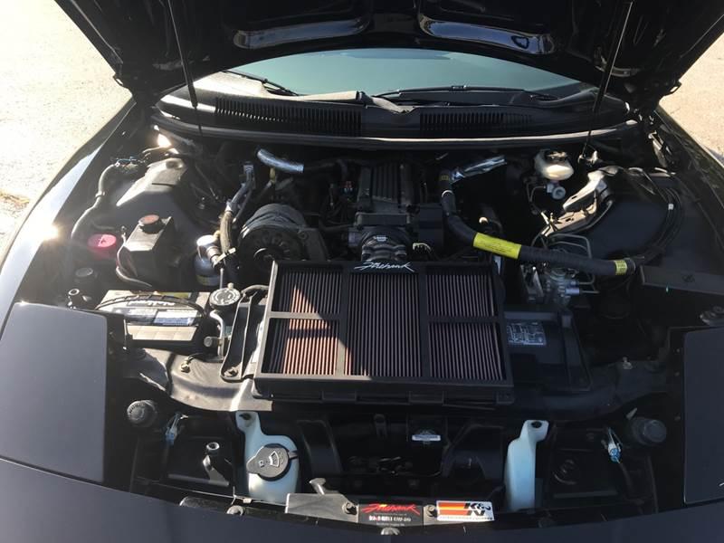 1995 Pontiac Firebird Formula 2dr Hatchback - Westford MA