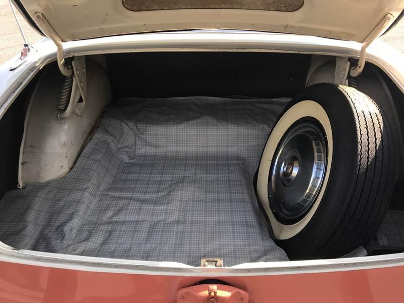1956 Ford Fairlane Victoria - Westford MA