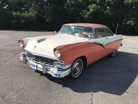1956 Ford Crown Victoria for sale in Westford, MA
