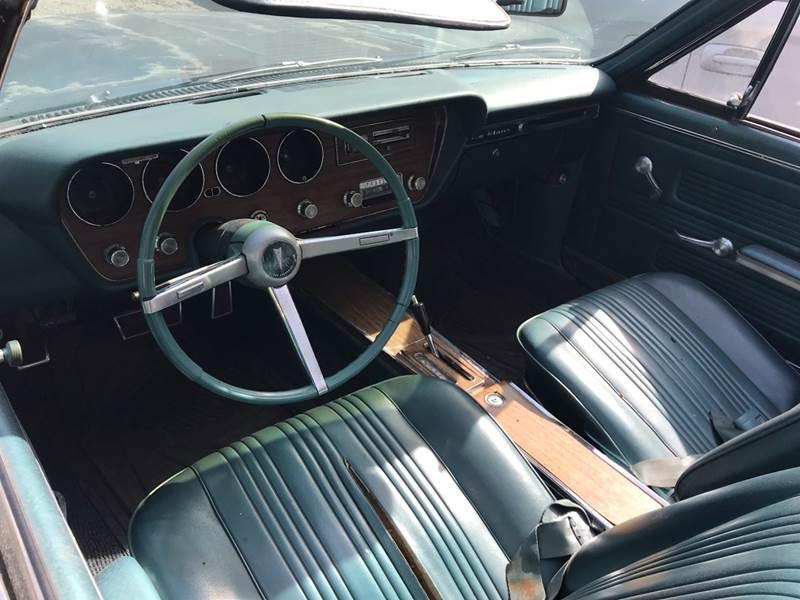 1967 Pontiac Le Mans  - Westford MA