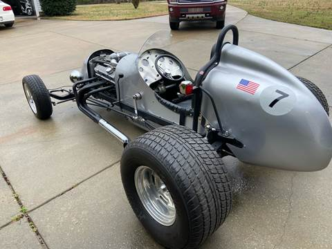 1969 Dodge Sprint Car Replica