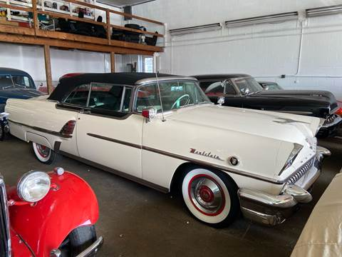 1955 Mercury Montclair for sale at Clair Classics in Westford MA