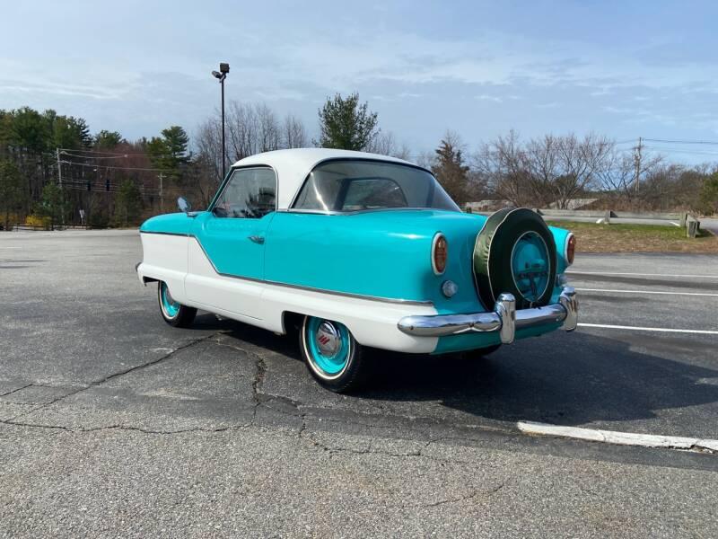 1958 Nash Metropolitan  - Westford MA