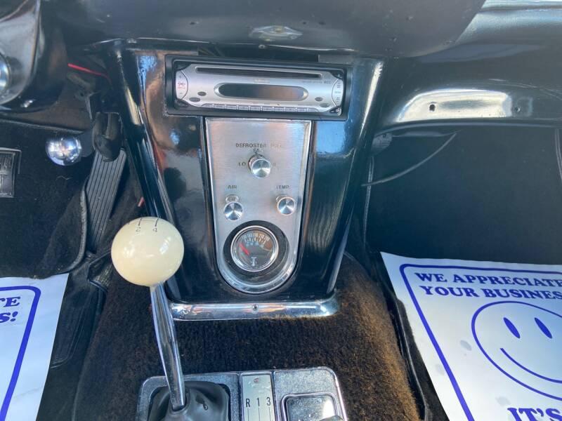 1962 Chevrolet Corvette  - Westford MA
