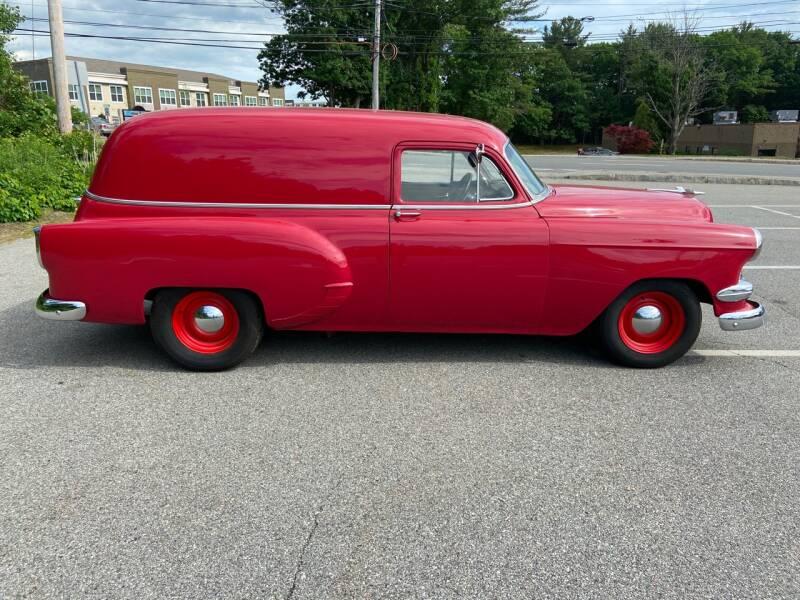 1954 Chevrolet Fleetline  - Westford MA
