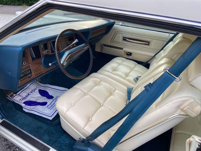 1974 Lincoln Mark IV  - Westford MA