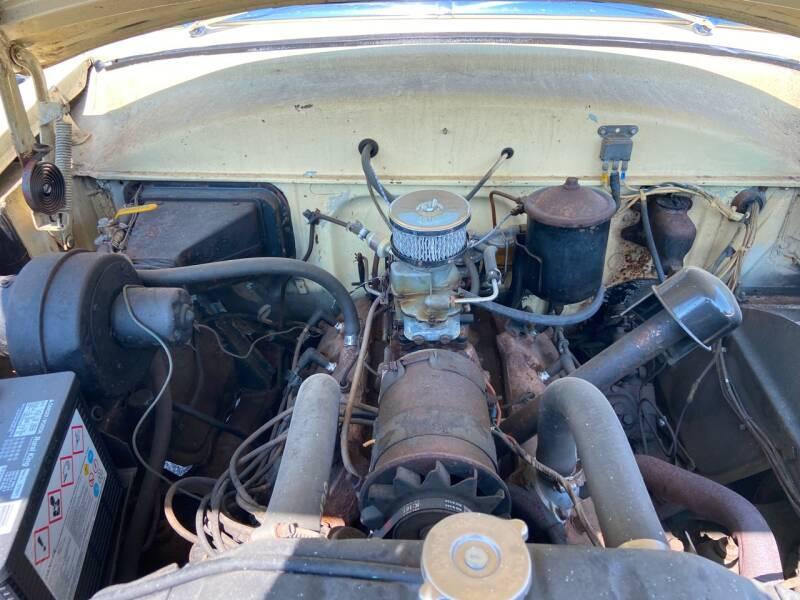 1953 Ford Customline  - Westford MA