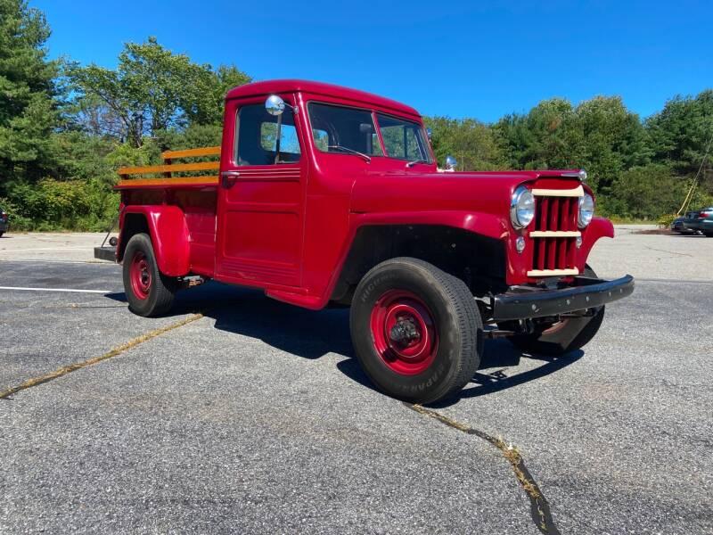 1954 Willys Jeep  - Westford MA