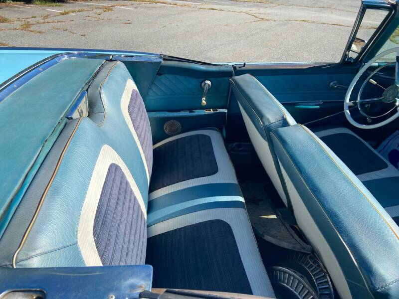 1959 Ford Galaxie Skyliner - Westford MA