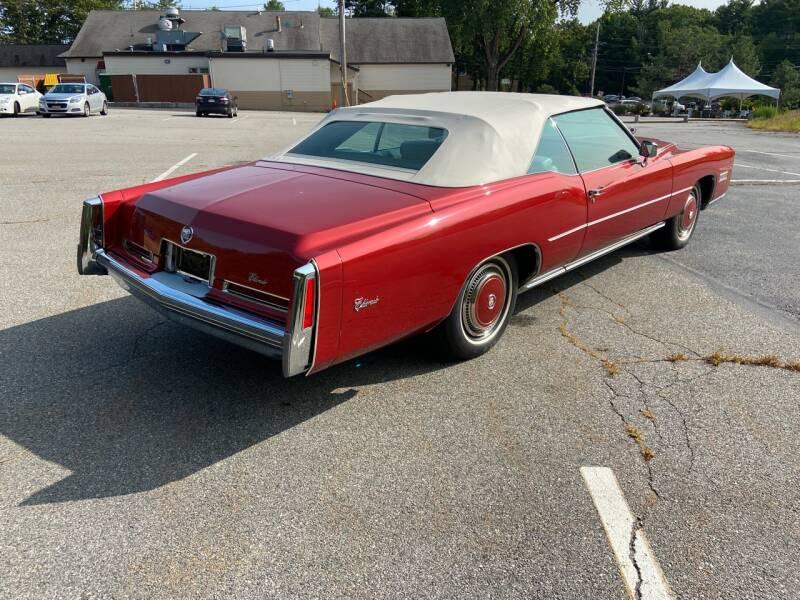 1976 Cadillac Eldorado  - Westford MA
