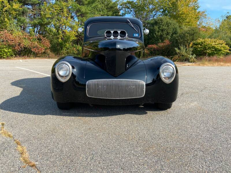 1941 Willys Coupe  - Westford MA