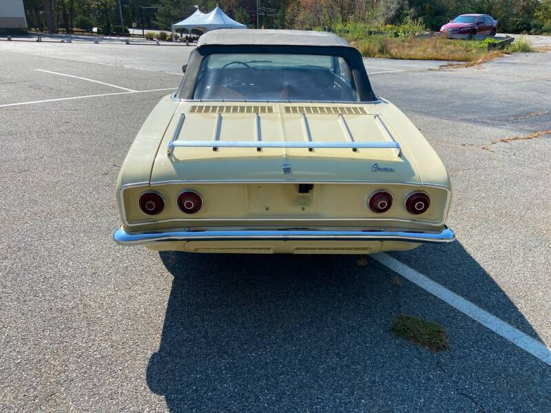 1966 Chevrolet Corvair  - Westford MA