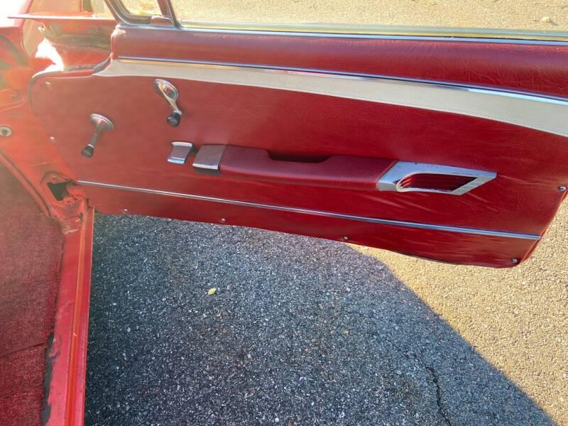 1960 Chevrolet Impala  - Westford MA