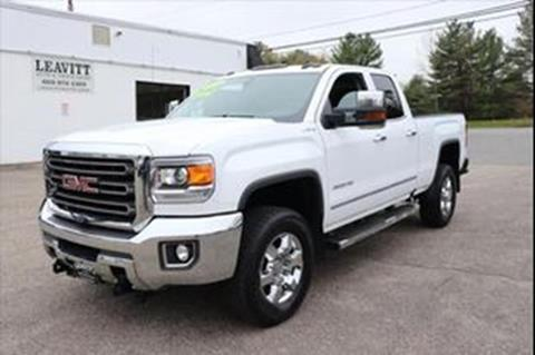 2016 GMC Sierra 2500HD for sale in Plaistow, NH