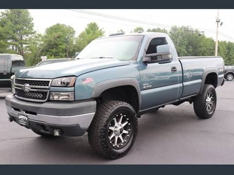 2007 Chevrolet Silverado 3500 Classic for sale in Plaistow, NH