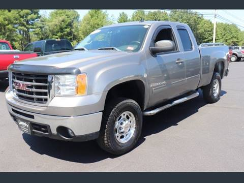 2007 GMC Sierra 2500HD for sale in Plaistow, NH