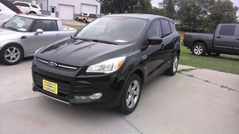 2014 Ford Escape for sale in Wayne, NE