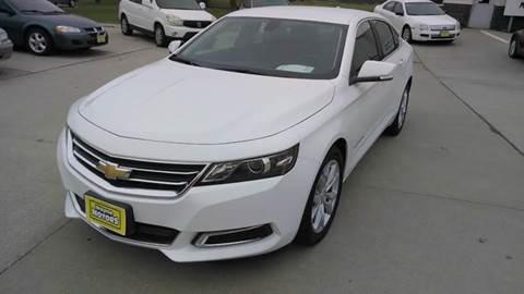 2016 Chevrolet Impala for sale in Wayne, NE