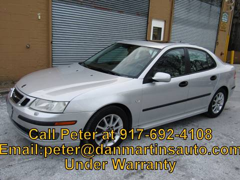 2004 Saab 9-3 for sale in Yonkers, NY