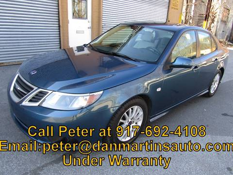 2010 Saab 9-3 Sport for sale at Dan Martin's Auto Depot LTD in Yonkers NY