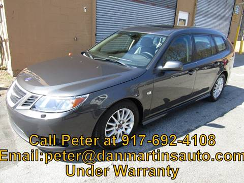 2011 Saab 9-3 SportCombi for sale at Dan Martin's Auto Depot LTD in Yonkers NY