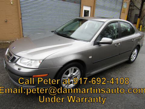 2006 Saab 9-3 2.0T for sale at Dan Martin's Auto Depot LTD in Yonkers NY