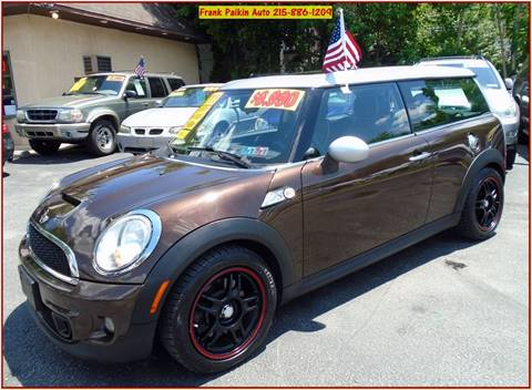 Used Mini Cooper Clubman For Sale Carsforsalecom