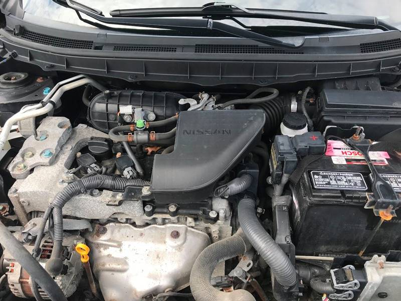 2008 Nissan Rogue Awd Sl Crossover 4dr In Whitesboro Ny Bravo Auto