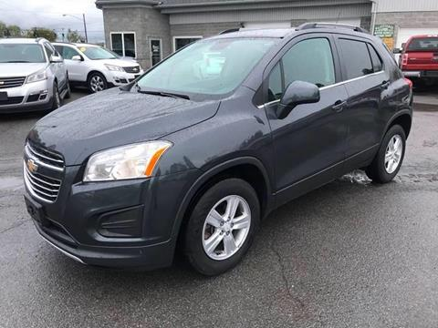 2016 Chevrolet Trax for sale in Whitesboro, NY