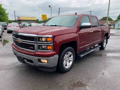 2014 Chevrolet Silverado 1500 for sale in Whitesboro, NY