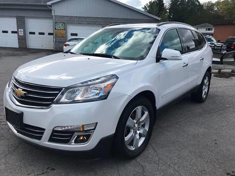 2016 Chevrolet Traverse for sale in Whitesboro, NY