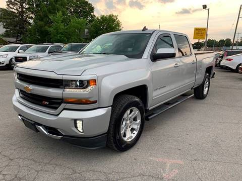 2017 Chevrolet Silverado 1500 for sale in Whitesboro, NY