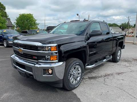 2017 Chevrolet Silverado 2500HD for sale in Whitesboro, NY