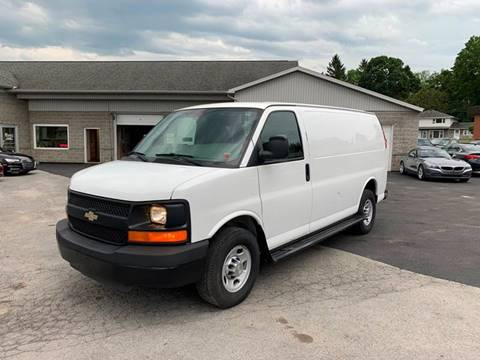 2010 Chevrolet Express Cargo for sale in Whitesboro, NY